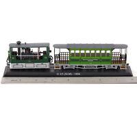 Atlas Diecast 1:87 G 33 (SLM)-1894 Tram Model Green Trolley Bus Vehicle Gift