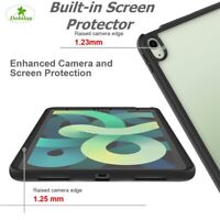 """Case Cover For Apple iPad 7/8 Gen 10.2"""" Air 4 Mini 4/5 Built-in Screen Protector"""