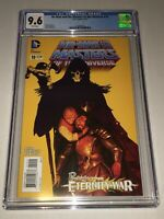 He-Man and The Masters of the Universe #19 CGC 9.6 NM+ DC 2015 Last Issue