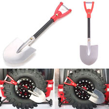 RC Crawler 1:10 Accessories Metal Shovel For RC SCX10 D90 Crawler Car ToolsF1BC