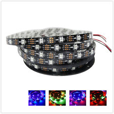 5meter  RGB LED-Streifen WS2812B WS2811 IC 5050 Adressierbarer Dreamcolor 5V