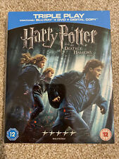 Harry Potter And The Deathly Hallows Part 1 Blu-ray Slip Case