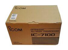 Icom IC-7100 HF/VHF/UHF Amateur Radio Mobile / Base Transceiver, D-STAR ready