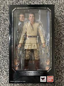 SH Figuarts Obi Wan Kenobi Figure Ep 1 Star Wars