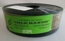 "1999 ""IDLE HANDS"" 35 MM REEL REG TRAILER 1 HORROR COMEDY JESSICA ALBA SETH GREEN"