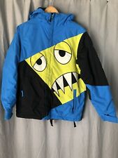 Snaggletooth 686 Youth XL Snowboard Jacket