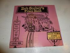 "BOB SCOBEY'S FRISCO BAND - Good Time Jazz - No 1 - UK 8-track 10"" Vinyl Single"