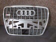 Orig Audi a6 4f S LINE SLINE grill griglia anteriore cromo ACC 4f0853651l SINGLE FRAME