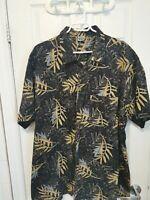 """Causal MAN"" 3XL (XXXL) MENS Hawaiian Shirt - EUC"