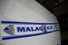 BUFANDA DE FUTBOL DEL  MALAGA C.F DEL JUGADOR Nº 16 CHENGUE MORALES ESCASA SCARF