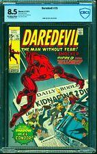 Daredevil #75 CBCS VF+ 8.5 Off White to White Marvel Comics