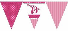 Paper Birthday, Child 1-5 m Party Buntings