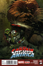 ALL-NEW CAPTAIN AMERICA #4 - Marvel Now! - New Bagged