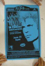 Billy Idol Poster Handbill Denver