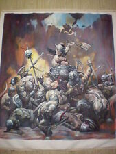 Commission a Conan the Barbarian or Fantasy Art Artist painting or a ORIGINAL