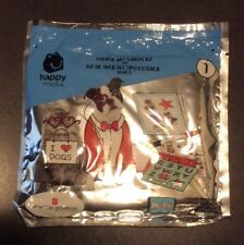 McDonalds Happy Meal/American Greeting - Stencil Art Cards Kit #1 Toy- Brand New