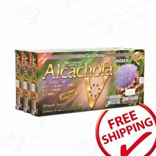 3 ALCACHOFA AMPOLLETAS DE ALCACHOFA GN+VIDA  - 1 Month Supply Originales