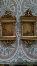 vintage syroco venetian wall decor