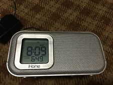iHome Radio / Docking Station with Power Supply iH22 ipod GREAT CONDITION!