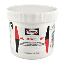Harris Al-Braze EC Powder Aluminum Solder Brazing Flux, 1/2 lb Jar, ECDF1/2