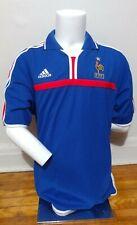 Adidas XL 2000-02 France Home Soccer Football jersey