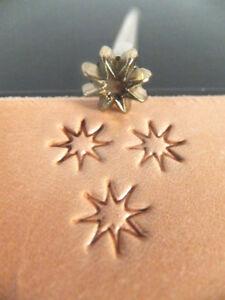 MIDAS [ PROFESSIONAL TOOL  # 145 ] Kelly Midas 1980 Leather Stamp Craft Tool