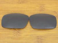 Replacement Grey Polarized Lenses for-Oakley Crankshaft Sunglasses OO9239