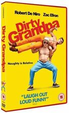 Dirty Grandpa 2016 Robert De Niro Zac Efron R2 DVD in Hand Immediate DISPATCH
