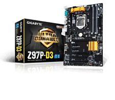 Cartes mères DDR3 SDRAM Socket P pour ordinateur