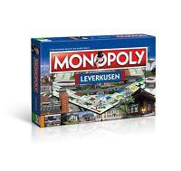 Monopoly Leverkusen Stadt Cityedition Spiel Brettspiel Gesellschaftsspiel