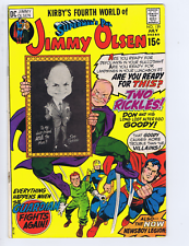 Superman's Pal Jimmy Olsen #139 DC Pub 1971 Don Rickles