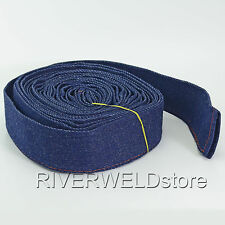 Power Cable Cover Cowboy Jacket 25 Foot for TIG welding & Plasma Cutter Torch