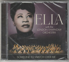 Ella Fitzgerald - Someone To Watch Over Me -  NEW CD Free 1st Class UK P&P