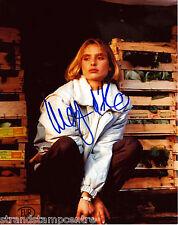 "Maryam d'Arbo Colour 10""x 8"" Signed 007 Bond Living Daylights Photo - UACC RD223"