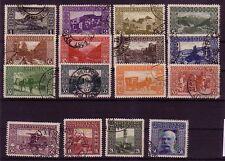 Bosnien Michelnummer 29 - 44 gestempelt