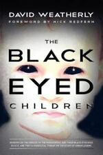 Black Eyed Children by David Watherly 2012 Paperback Used Book