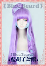 Macross Delta Δ Mikumo Guynemer Cosplay wig 120cm