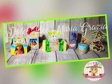 """Kit Compleanno Personalizzato Festa Party """"OCEANIA VAIANA MOANA"""" nome ed età"""