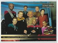 Star Trek Deep Space Nine trading cards -The Complete- PROMO Card# P1