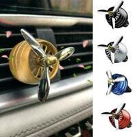 Für Auto Duft Diffusor Propeller Form Lufterfrischer Vent Dekor Clip M0L7 I Y0P6