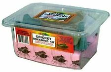 NATURE ZONE - Cricket Breeding Kit - 1 Kit (Free Shipping in USA)