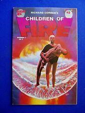 Children of Fire 1 (of3).  Underground. 1st printing .  Richard Corben. VFN.