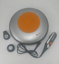 Philips Nike Act500/17 Portable Sport Audio Personal Cd Player - Grey / Orange