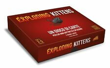 GDT Boardgame - Exploding Kittens - Asmodee - ITALIANO NUOVO #NSF3