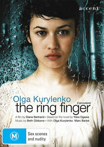 The Ring Finger (DVD) - ACC0109 (limited stock)