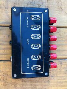 Bryston 2-Way Speaker Splitter
