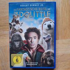 DVD Die Fantastische Reise des Dr Dolittle