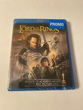 The Lord of the Rings: The Return of the King (Bluray,2003)*New*[Buy 2 Get 1]