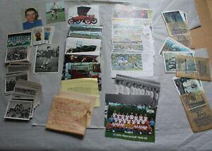 Sammelbilder Konvolut Sticker Fußball DDR Gloria Homann Zenit. Sie wiegen 160g.