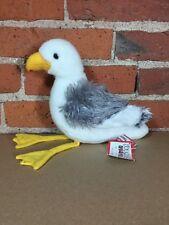 Douglas Toys Seymour Seagull Stuffed Plush Bird White & Gray w/ Tag